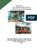 Proposal Bantuan Prasarana TK