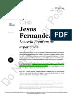 Jesus Fernandez- Premium Lingerie for Export