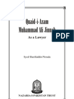 Quaid-i-Azam Muhammad Ali Jinnah - as a Lawyer Qamajaal