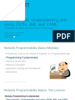 Data Formats - Understanding and using JSON XML and YAML.pdf