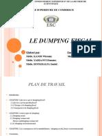 Présentation 5 Le dumping fiscal