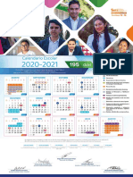 Calendario escolar Guanajuato Educación Normal