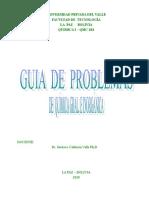 GUÍA PROBLEMAS QMC 1B1