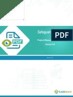 LockLizard Secure PDF Viewer v3