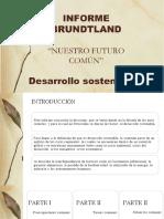 Presentación brutland