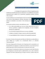 18 Gestión de la comunicación organizativa