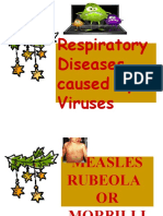 RESPI CAUSED BY VIRUS