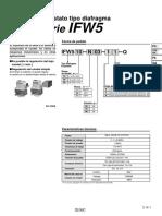 IFW5-FLUJOSTATO TIPO DIAFRAGMA