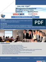 Project Management Professional Online
