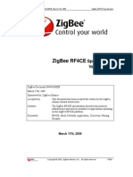 ZigBee RF4CE Specification Public