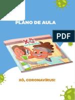 Plano de aula só coronavírus