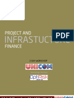 Project and Infrastructure  Finance Workshop