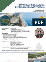 Tantangan Pengelolaan SDA di Kepulauan (Haeruddin C. Maddi)_8Agustus2020