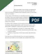 Entornos Personales de Aprendizaje PLE Alexander Caviedes