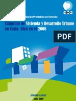 FUPROVI_INFORME ANUAL_2008