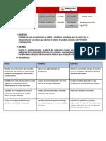 PROGRAMA DE RESPUESTA ANTE SISMOS Y TERREOTOS