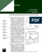 Goldman Sachs, U.S. Economic Outlook 2011
