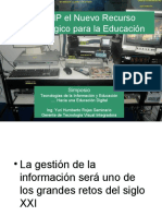 Conectivismo Educativo
