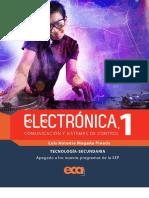 Electronica, comunicacion y sistemas de control I