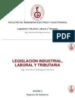 S5 - LILyT - Organos de Gobierno