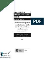100 estrategias de español diarioeducacion.com blog