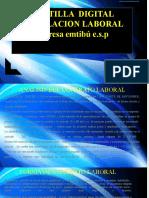 CARTILLA DE LEGISLACION