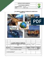 PL-TECSSOMA-001-PRO25- ALCANCE LIMPIEZA O CAMBIO DE TUBERIA....