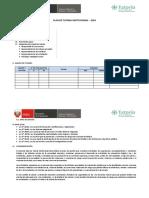 PLAN DE TUTORIA INSTITUCIONAL 2019.docx