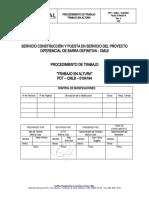 PDT-CMLB-01041904 Trabajos en Altura REV.0