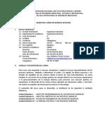 quimicaciclo
