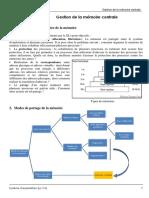 Chapitre 3 Gestion de la mémoire centrale2020.pdf