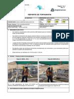 REPORTE TOPOGRAFICO  MONITOREO TORRE  MOLINO BOLAS 2   01 11 19