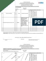 REGISTRO DE ACTIVIDADES 2020 parvulos 4 años