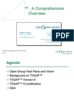 Andrew Josey - The Open Group Architecture Framework (TOGAF) - A Comprehensive Overview - WEB