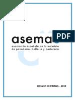 Asociación Española de la Industria de Panadería, Bollería y Pastelería