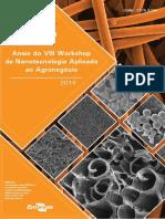 Livro - ANAIS DO VIII WORKSHOP DA REDE DE NANOTECNOLOGIA APLICADA AO AGRONEGÓCIO.pdf