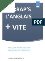 HARRAP'S L'ANGLAIS + VITE 2017