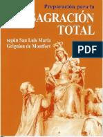 Consagración a Maria 33 días