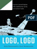 Logo, Logo - Kelly Weinersmith, Zach Weinersmith