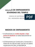 MEDIOS DE ENFRIAMIENTO