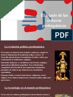 CC SS 1° - LECCIÓN 23 - El legado de las culturas prehispánicas.pptx