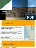 CC SS 1° - LECCIÓN 15 - Las culturas regionales de la costa central.pptx