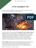 ¿Quiénes son los 'preppers' de Argentina_ - 24CON