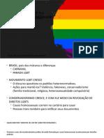 ASPECTOS DA VIVÊNCIA LGBT NA CONTEMPORANEIDADE