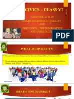 PPT Understanding Diversity with Prejudice, Discrimination and Inequality.pptx
