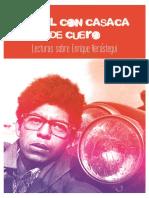 Paul Guillén (Ed.) - Ángel con casaca de cuero. Lecturas sobre Enrique Verástegui