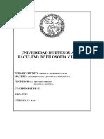 Elementos de linguística - Reynoso Messineo