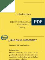 curso de lubricación 1
