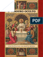 O Tesouro Oculto - Excelências Da Santa Missa