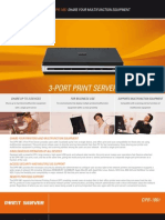 DLink Print Server - DPR-1061